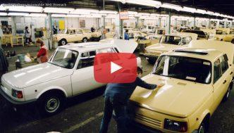 Videojournalist Marcus Mötz über das ehemalige Automobilwerk Eisenach (AWE) und die Mangelwirtschaft in der DDR